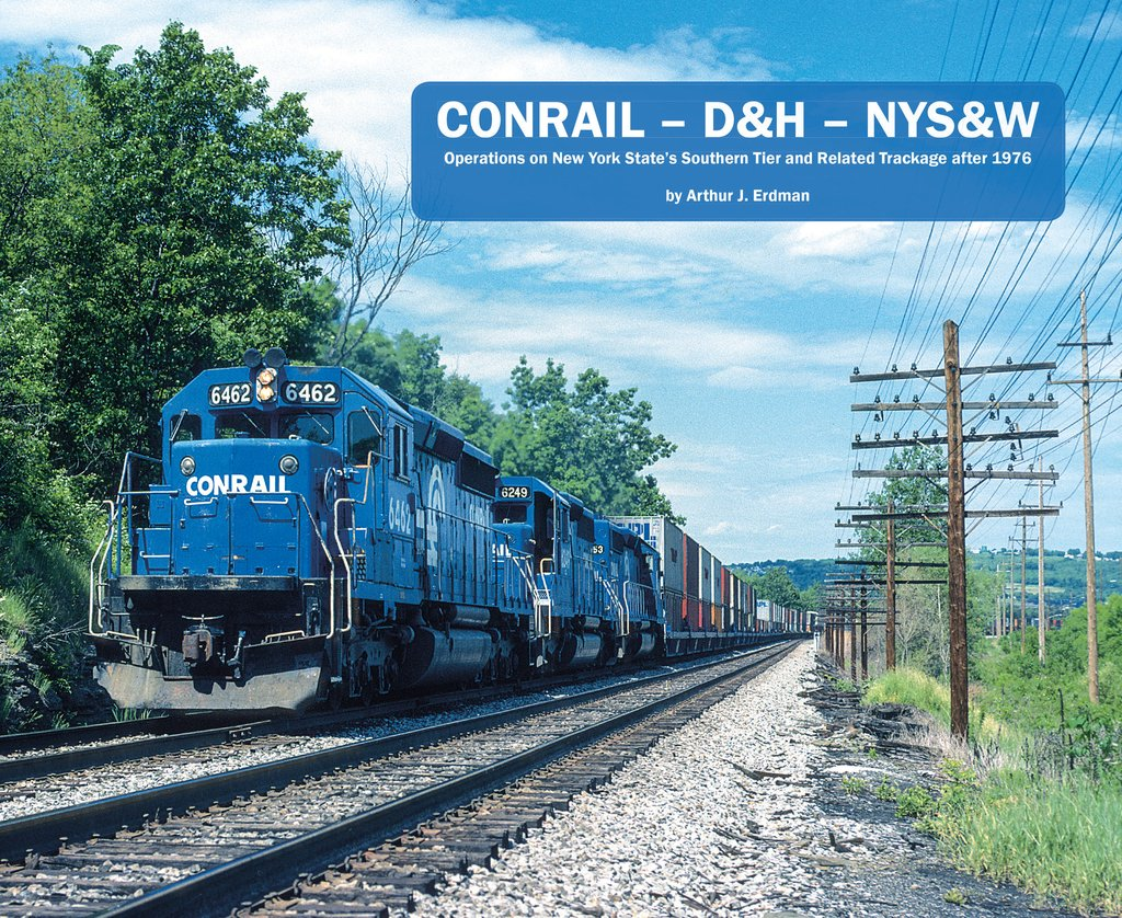 Conrail - D&H - NYS&W