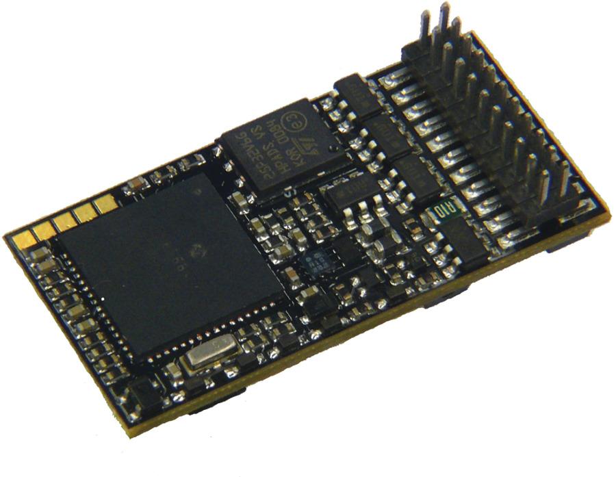 Sounddecoder PluX22 NEM 658