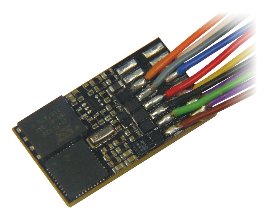 Sounddecoder NEM 652 Litze