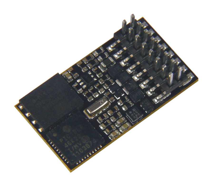 Sounddecoder PluX16