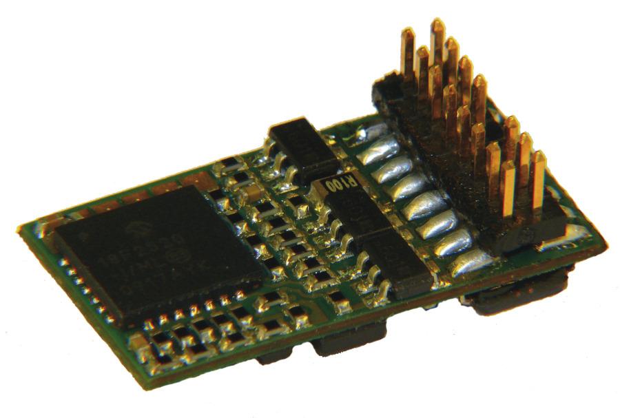 Decoder PluX16