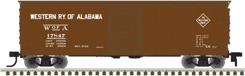 Western Railway of Alabama
