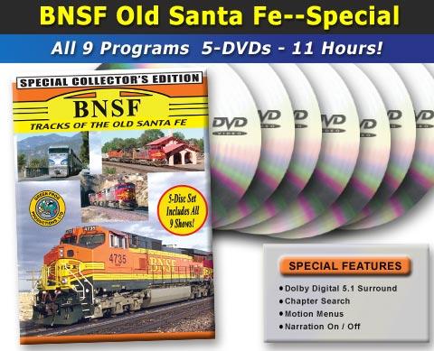 BNSF Old Santa Fe - Special