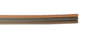 Fleischmann, hellbraun/schwarz/dunkelbraun 0,14mm², 5m