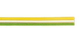 Trix, grün/weiß/gelb 0,14mm², 5m