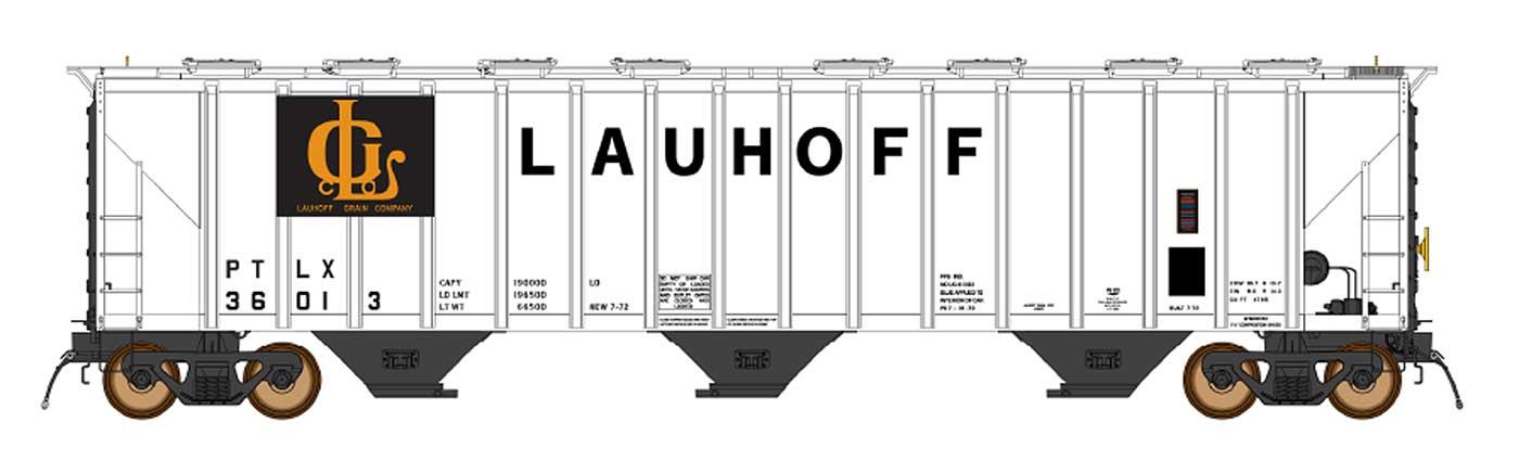 Lauhoff / PTLX