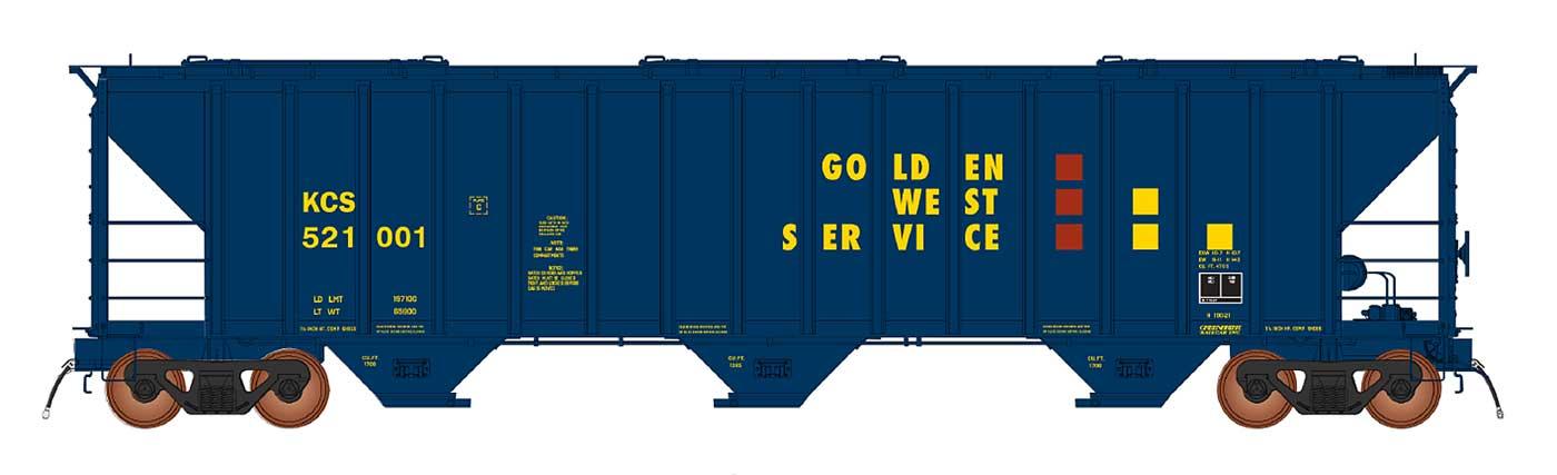 Golden West Service / KCS