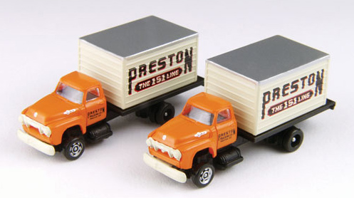 Preston Freight