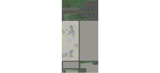 Set 3: Bodenplatten Wartungsbereich