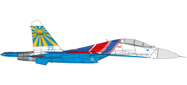 Russian Knights Aerobatic Team