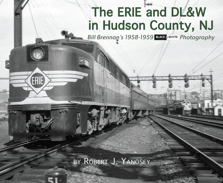 The Erie & DL&W in Hudson County, NJ