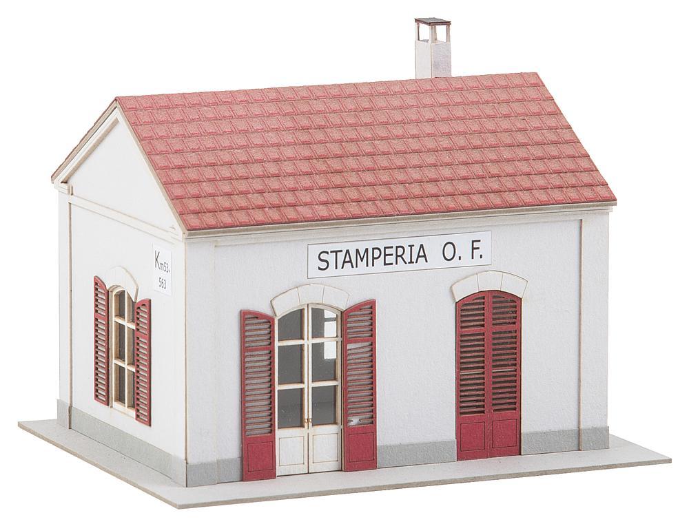 Haltepunkt Stamperia