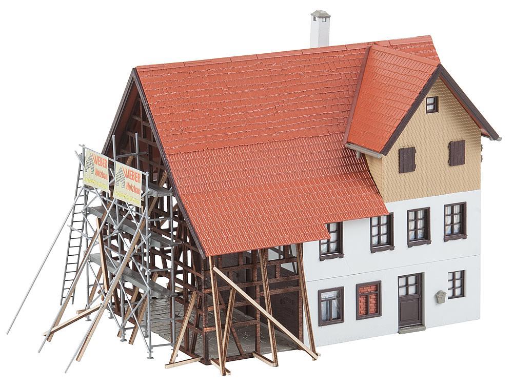 Bauernhaus im Umbau