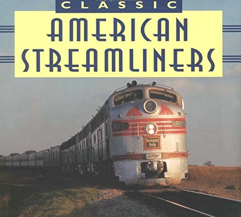 Streamliner - A History of Railroad Icon
