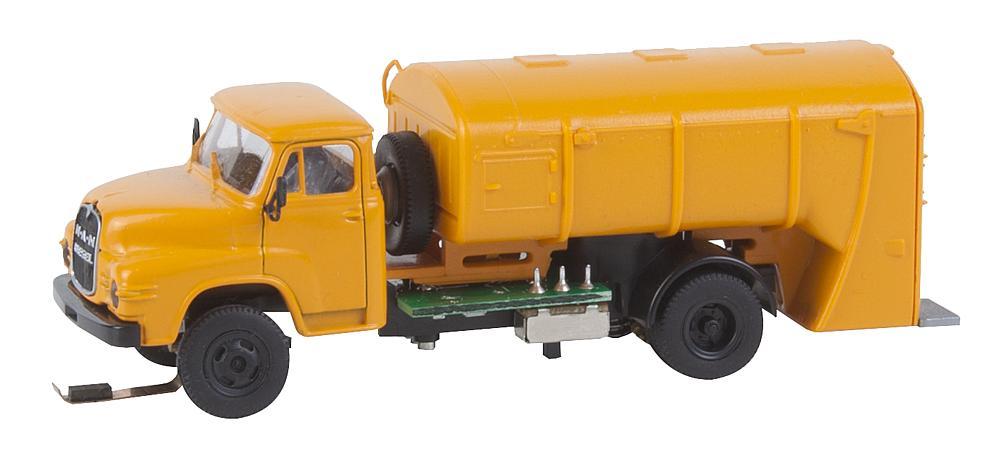 MAN 635 Müllwagen