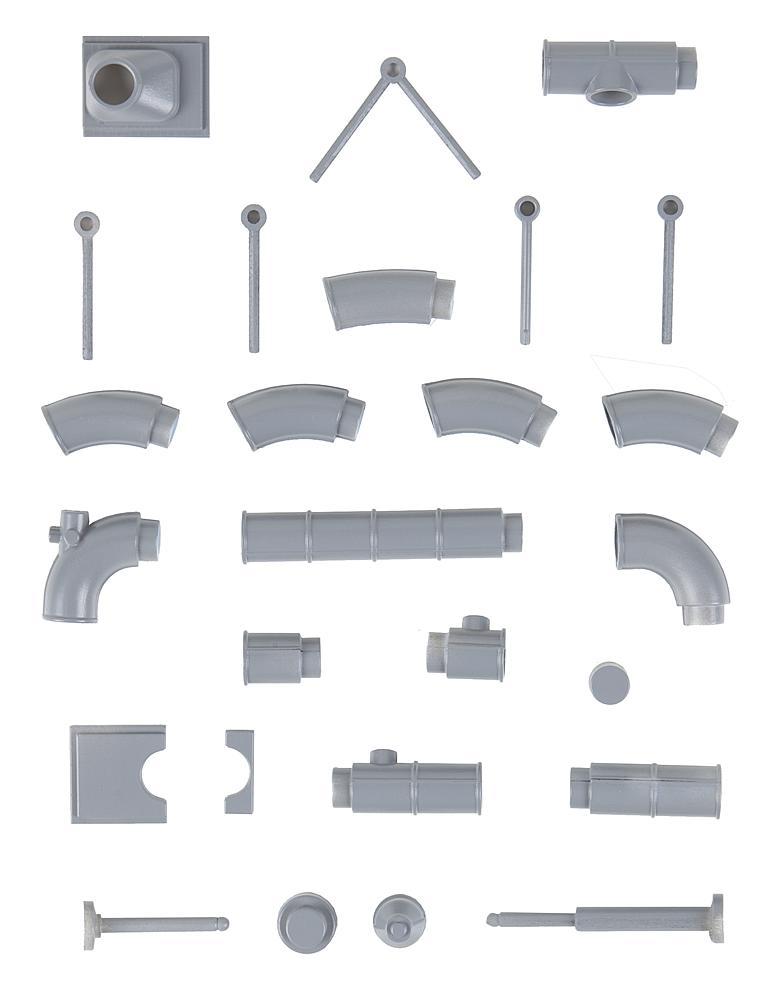 Rohrleitungs-Set