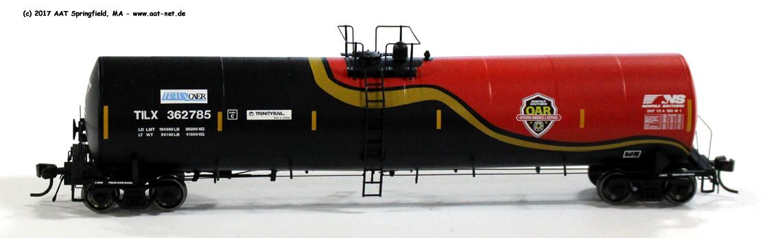 NS / First Responders Train Car