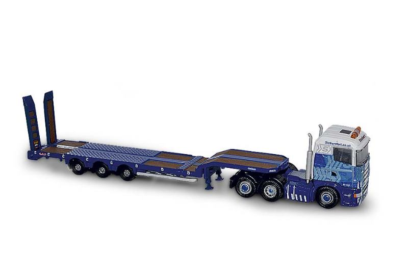Scania Tieflader