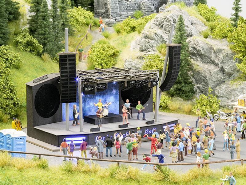 Rock-Festival (Micro-motion)