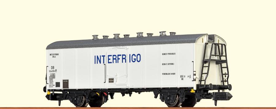 DB / Interfrigo