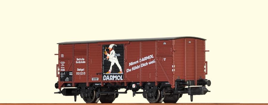 DRG / Darmol