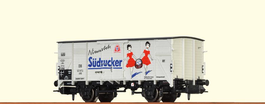 DB / Südzucker