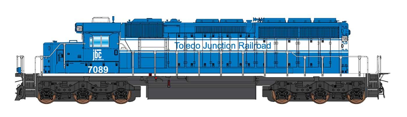 JBC / Toledo Junction