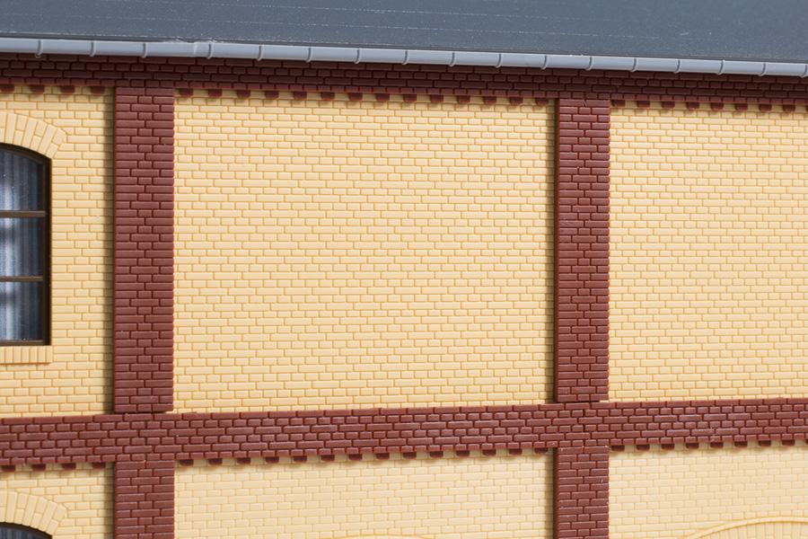 Wände 2532D gelb
