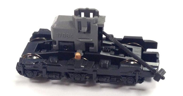 HTCR-4 Truck, black