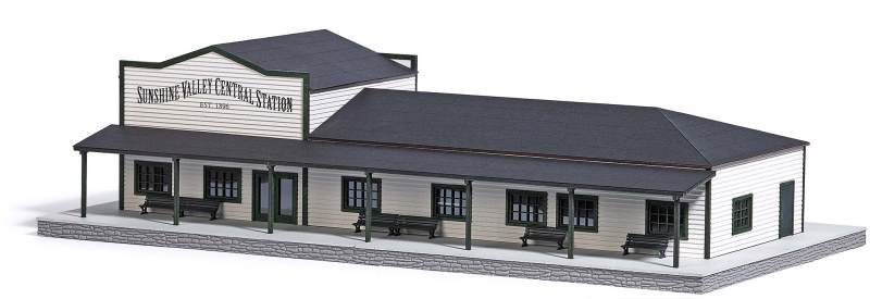 US-Bahnhof