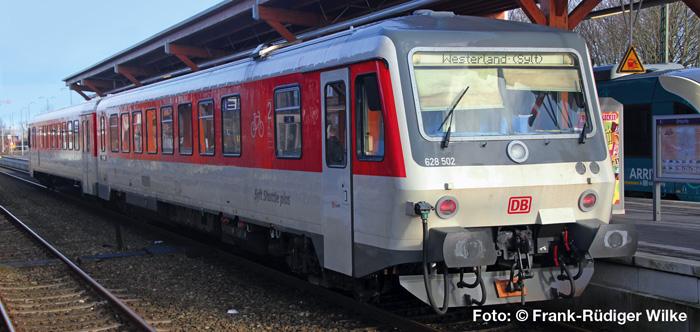 """DB AG / Sylt Shuttle """"Westerland"""""""