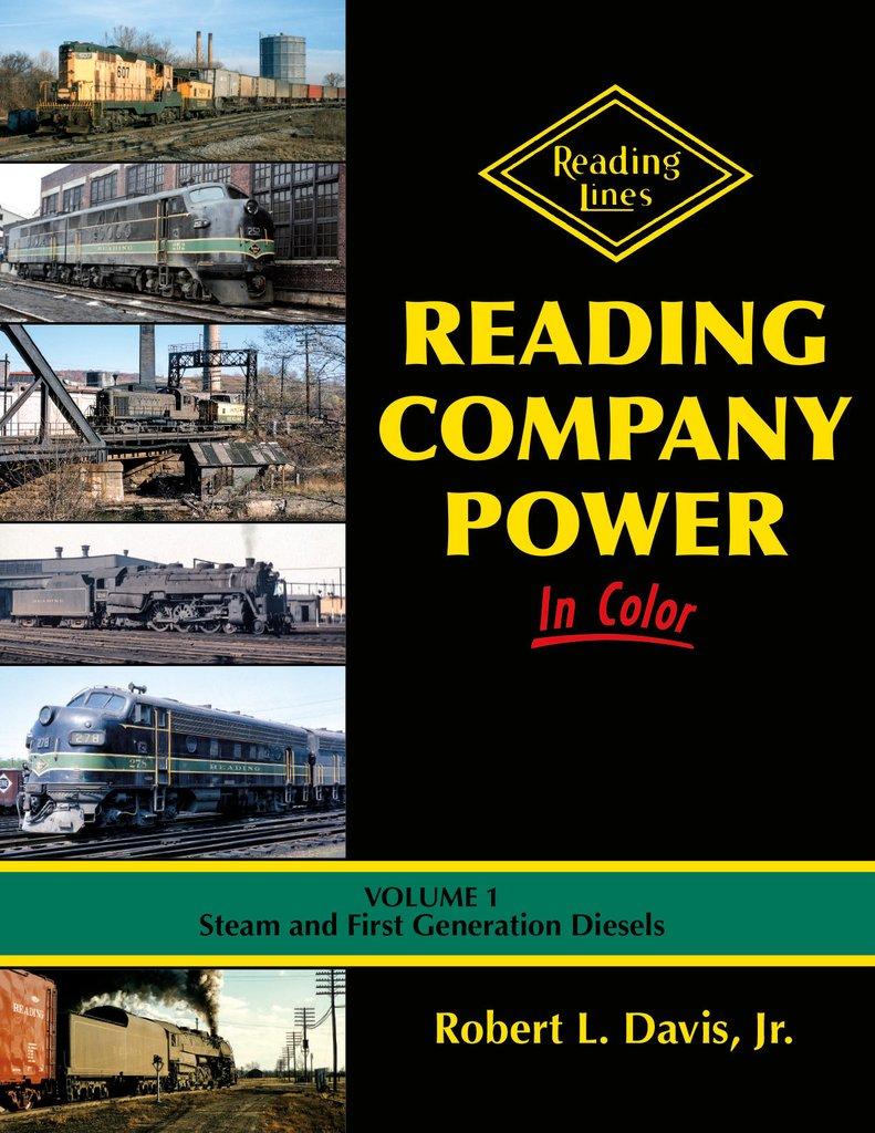 Reading Company, Vol. 1