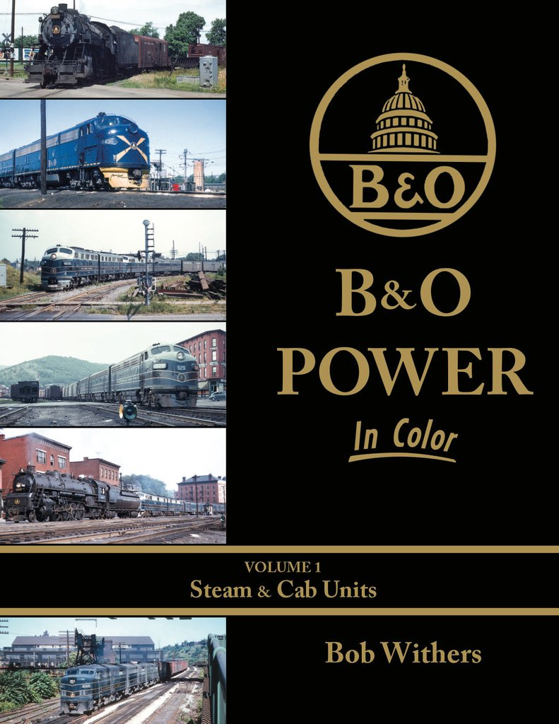 Baltimore & Ohio Power, Vol. 1