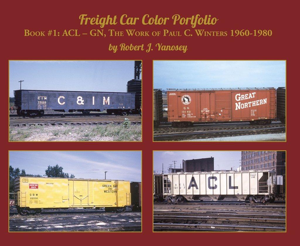 Freight Car Portfolio #1