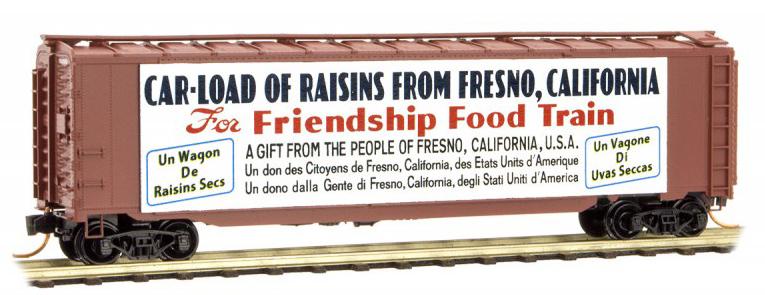 Pennsylvania [Raisins from Fresno]