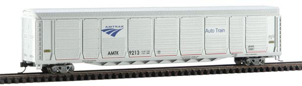 Amtrak AutoTrain, Ph. V