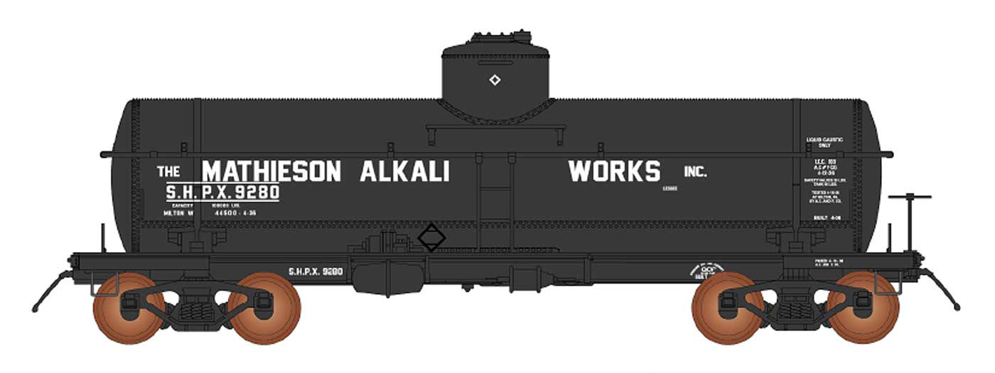 SHPX / Mathieson Alkali Works