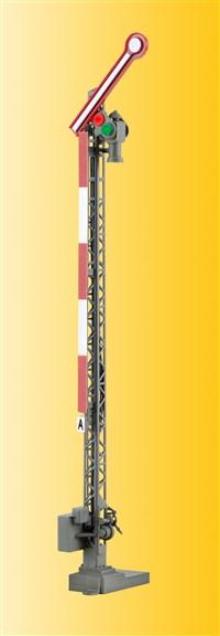 Form-Hauptsignal, einflügelig (Digital)