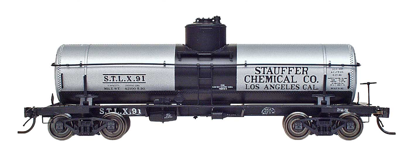 STLX / Stauffer Chemical