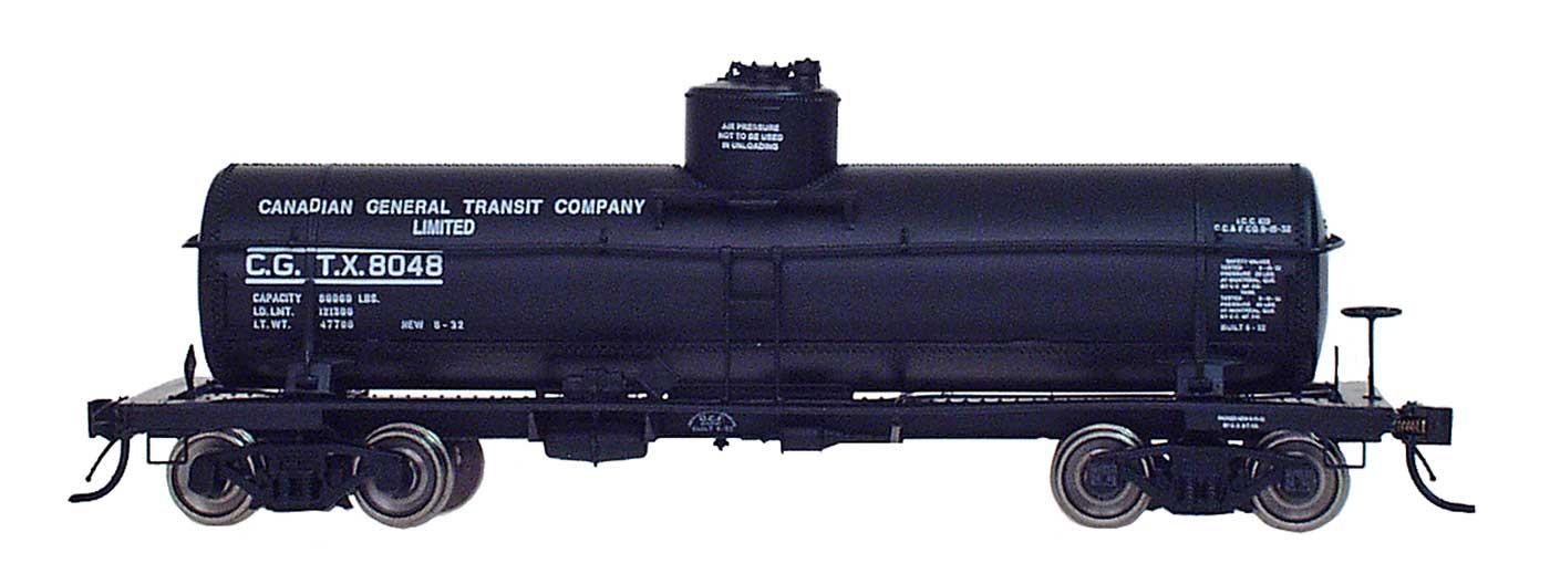 CGTX / Canadian General Transit