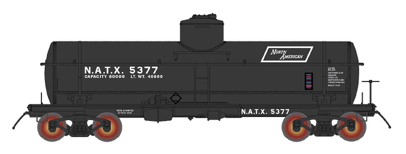 NATX / North American Car Corp.