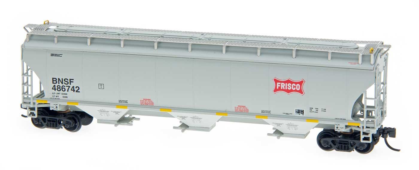BNSF (Legacy Hopper Frisco)
