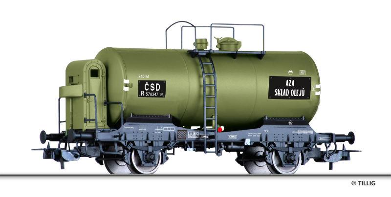 CSD / Sklad Oleju