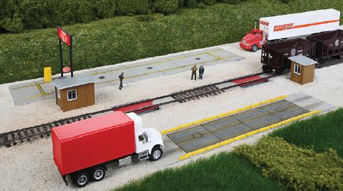 Truck & Rail Scale