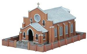 Stadtkirche, 9th Avenue Baptist Church (Bausatz)