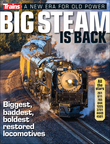 Big Steam is back
