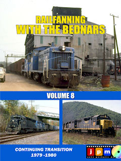 The Conrail Transition 1979 - 1980