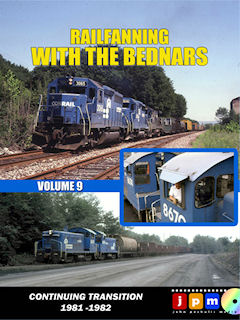 The Conrail Transition 1980 - 1982