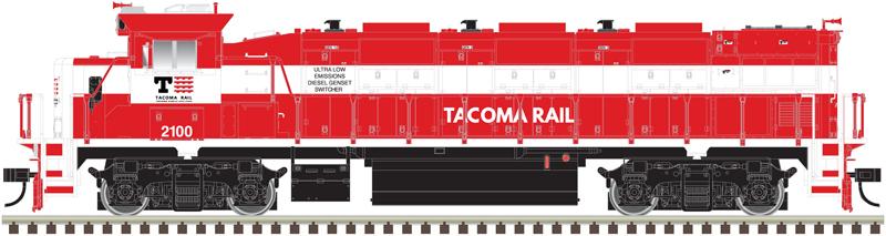 Tacoma Rail