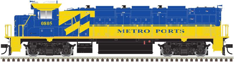 Metro Ports / Ports of LA